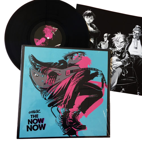 Gorillaz: The Now Now 12