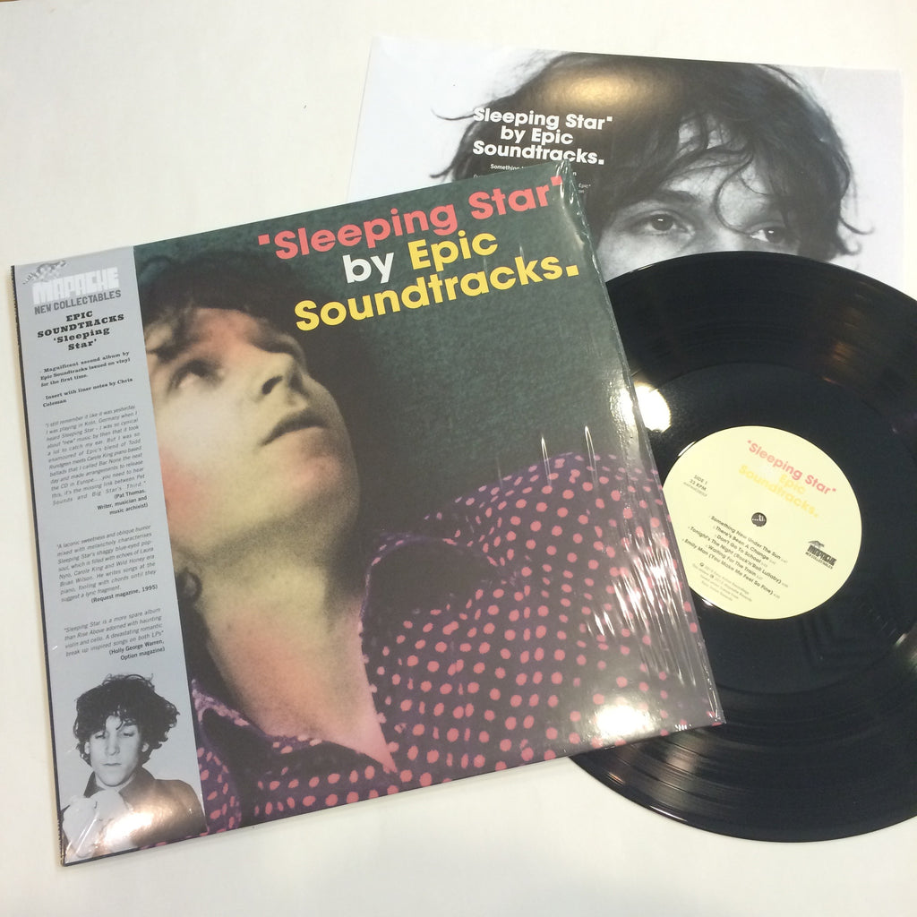 Epic Soundtracks: Sleeping Star 12""