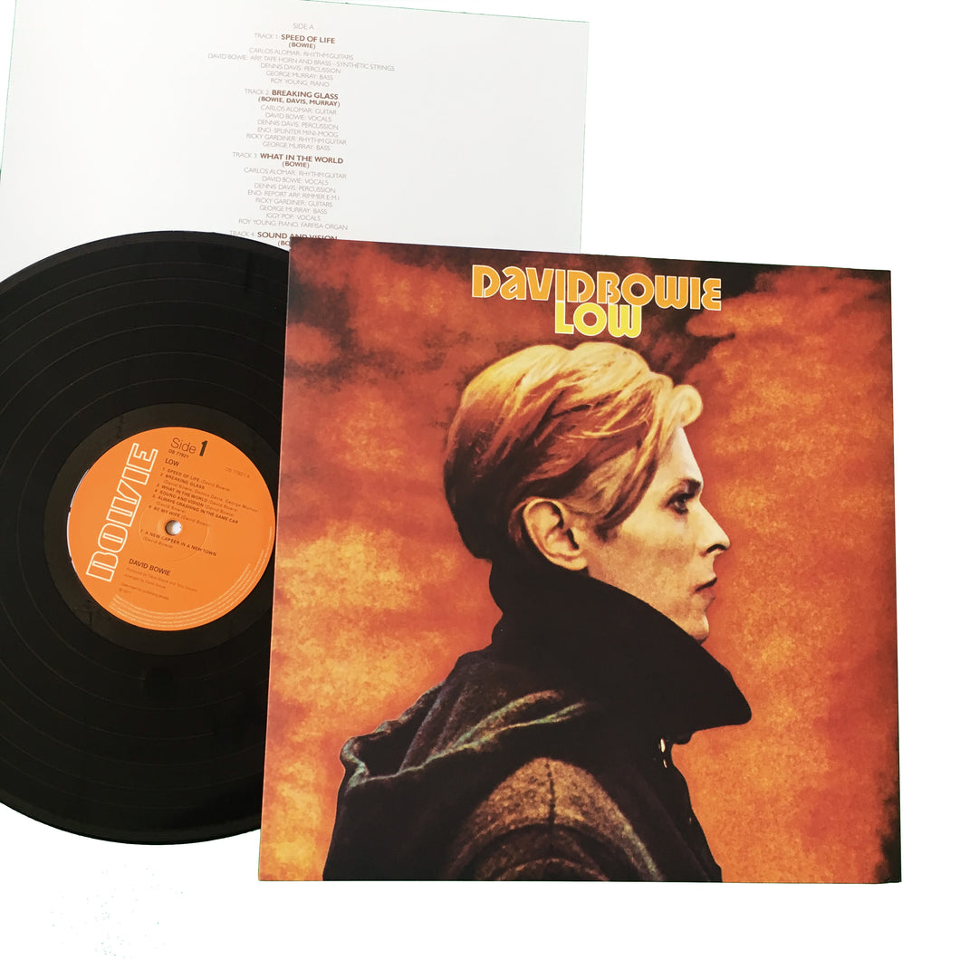 David Bowie: Low 12