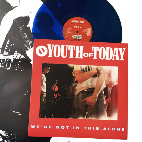 Youth of Today: We're Not in This Alone 12