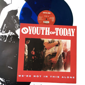 Youth of Today: We're Not in This Alone 12""