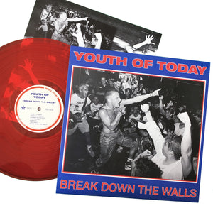 Youth of Today: Break Down the Walls 12""