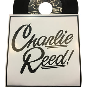 "Charlie Reed: Love Hungover 7"" (new)"