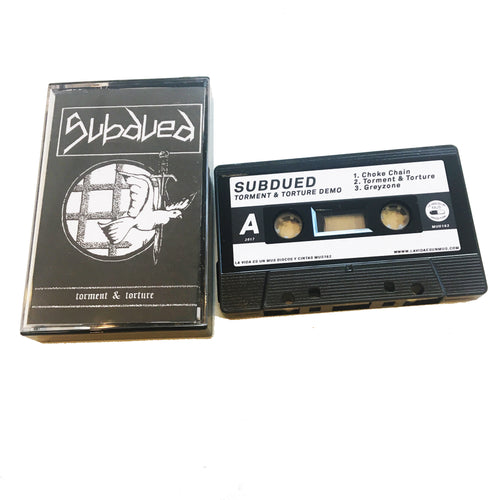 Subdued: Torment and Torture cassette