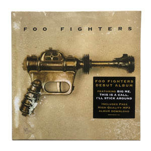 "Foo Fighters: S/T 12"" (new)"