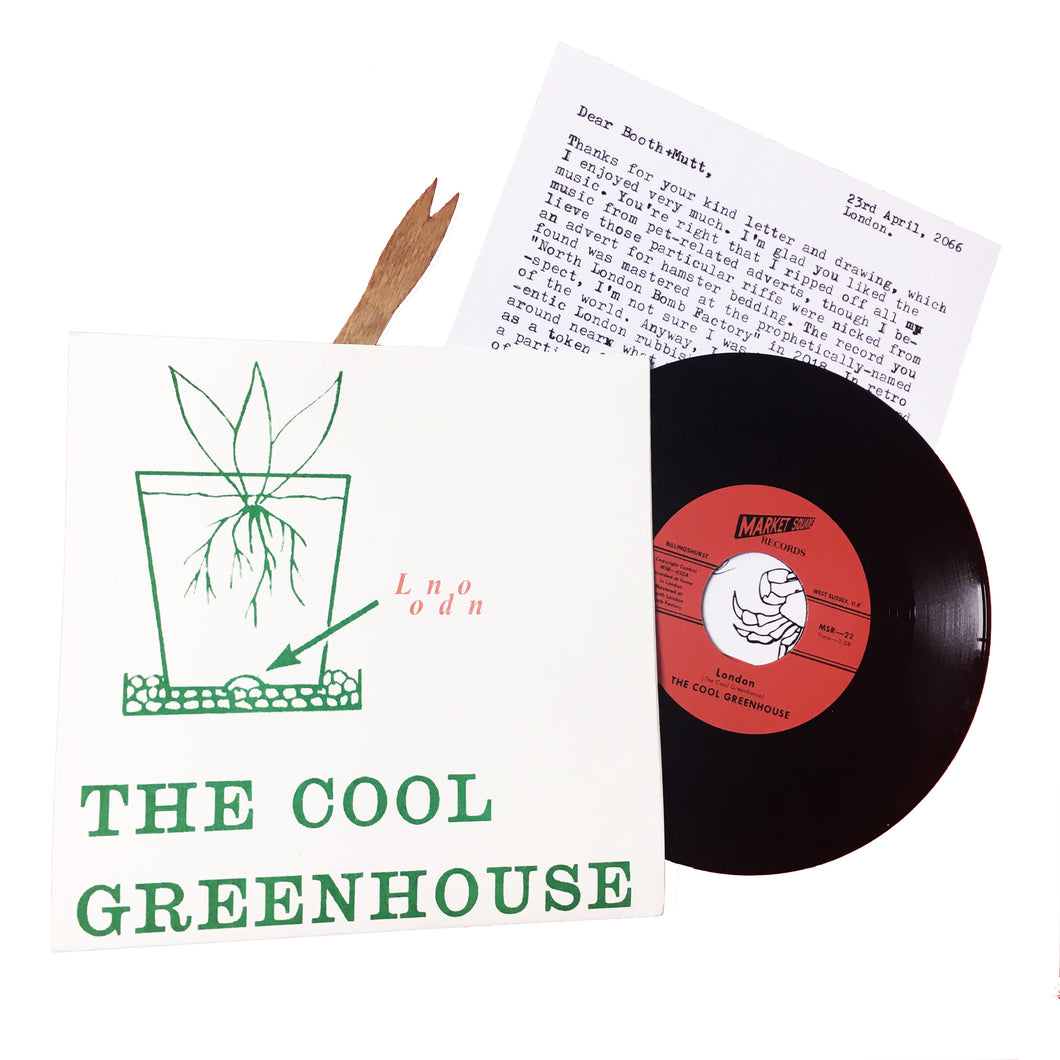 The Cool Greenhouse: London 7