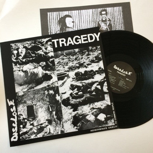 Disclose: Tragedy 12""