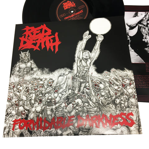 "Red Death: Formidable Darkness 12"" (new)"