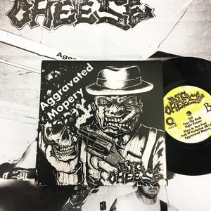 "Big Cheese: Aggravated Mopery 7"" (new)"