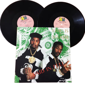 Erik B and Rakim: Paid in Full 12""