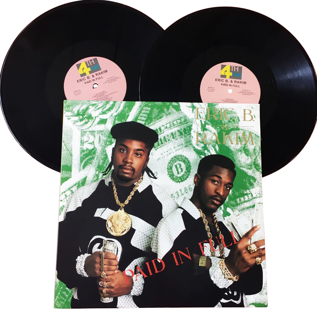 Erik B and Rakim: Paid in Full 12