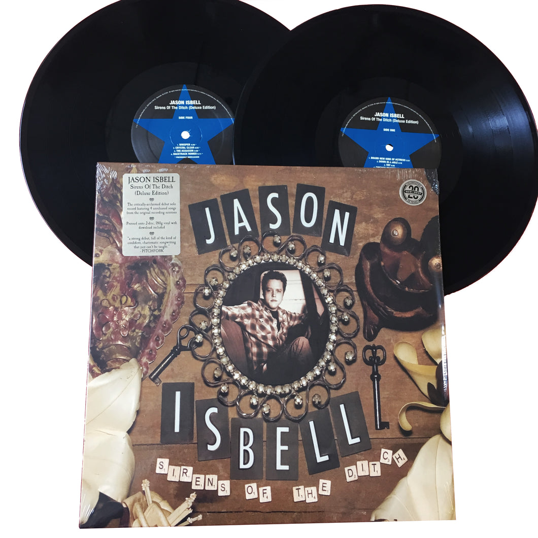 Jason Isbell: Sirens of the Ditch (deluxe edition) 2x12