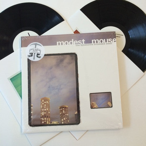 Modest Mouse: The Lonesome Crowded West 2x12""