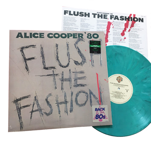 Alice Cooper: Flush the Fashion 12