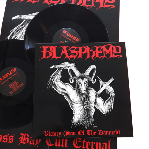 Blasphemy: Victory (Son of the Damned) 2x12