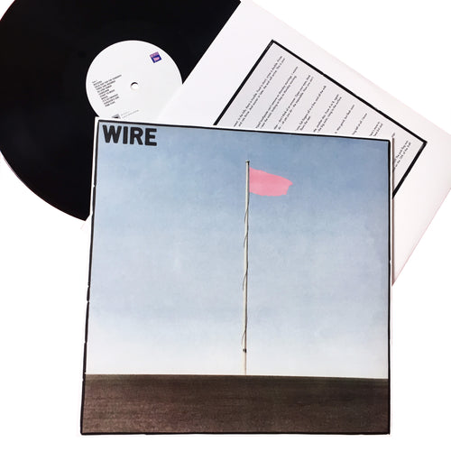 Wire: Pink Flag 12