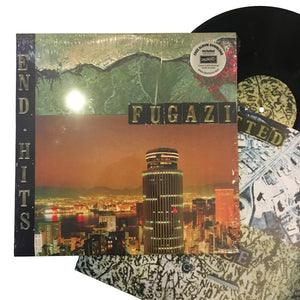Fugazi: End Hits 12""