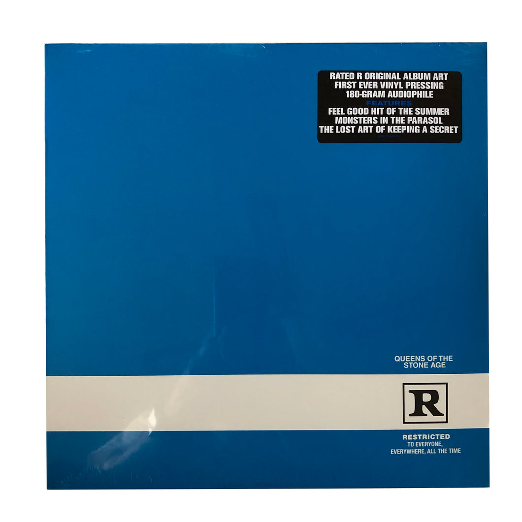 Queens of the Stone Age: Rated R 12