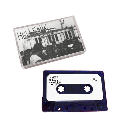 Various: Greek Punk '82-'91 cassette