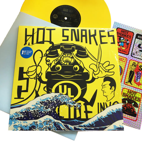 Hot Snakes: Suicide Invoice 12""