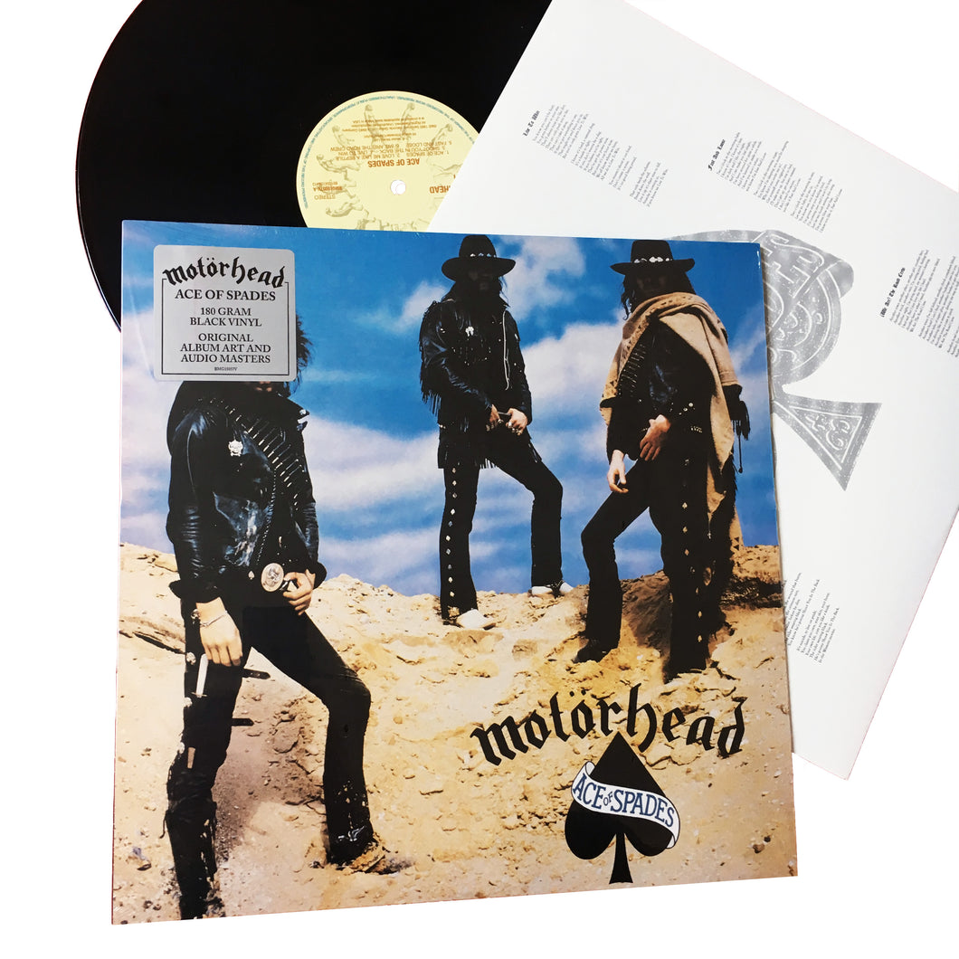 Motorhead: Ace of Spades 12