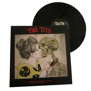 The Tits: Great Punk Tits 12""