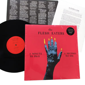 Flesh Eaters: A Minute to Pray A Second to Die 12""