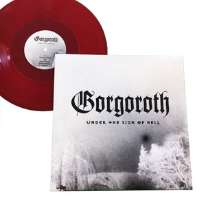 Gorgoroth: Under the Sign of Hell 12""