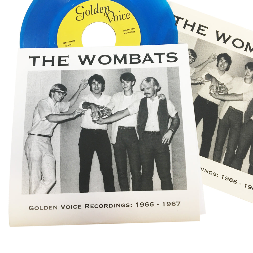 The Wombats: S/T 7