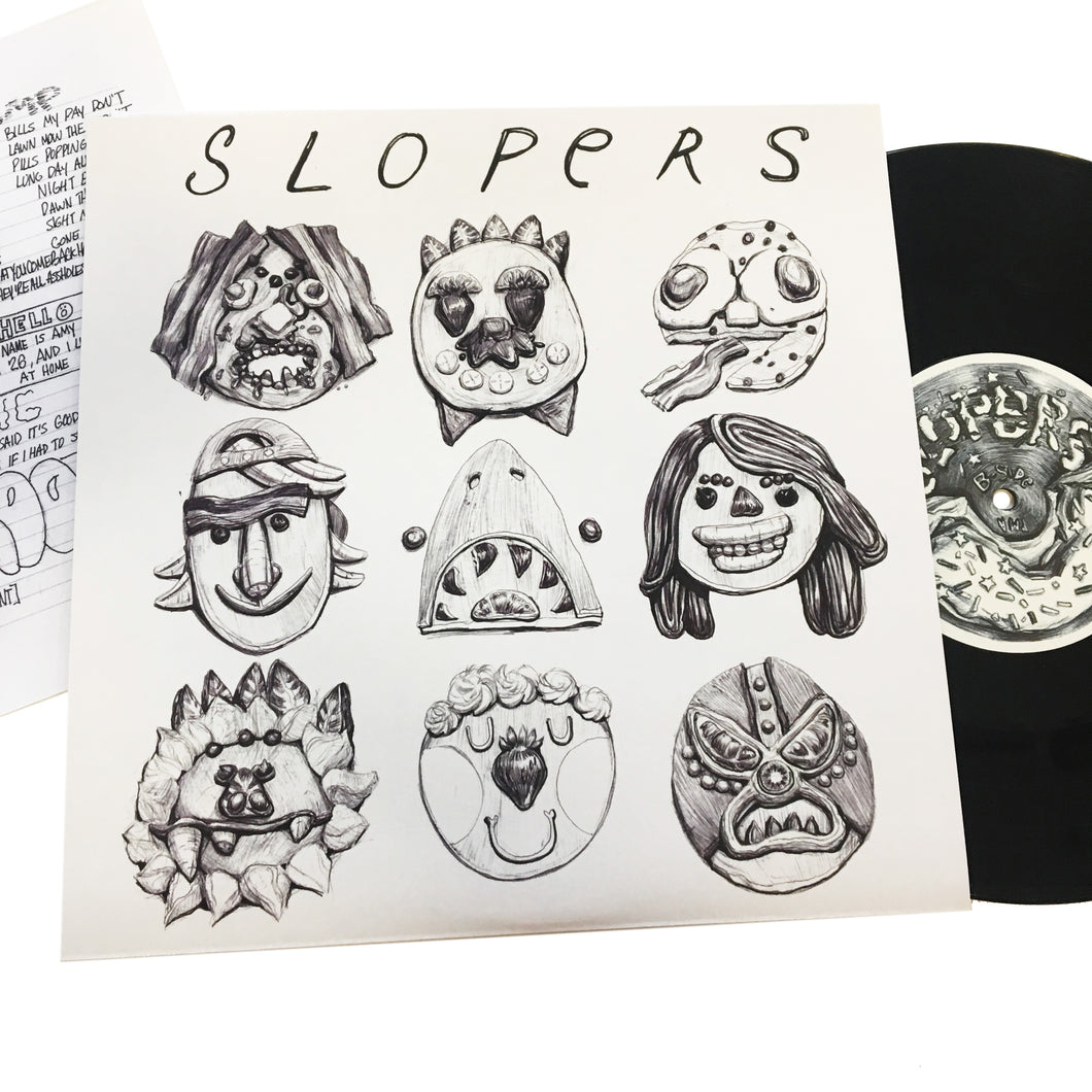 Slopers: S/T 10
