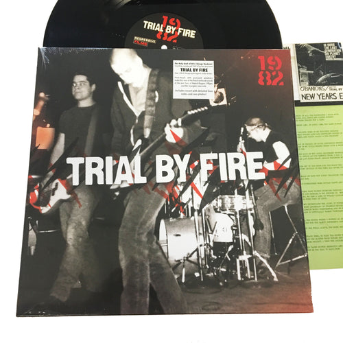 Trial by Fire: S/T 12