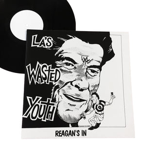 Wasted Youth: Reagan's In 12""