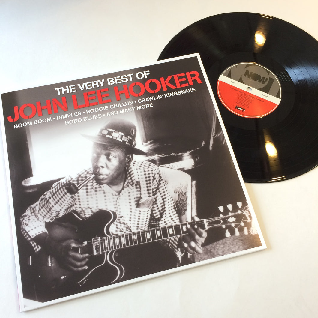 John Lee Hooker: Very Best of 12