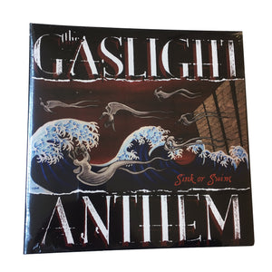 Gaslight Anthem: Sink or Swim 12""