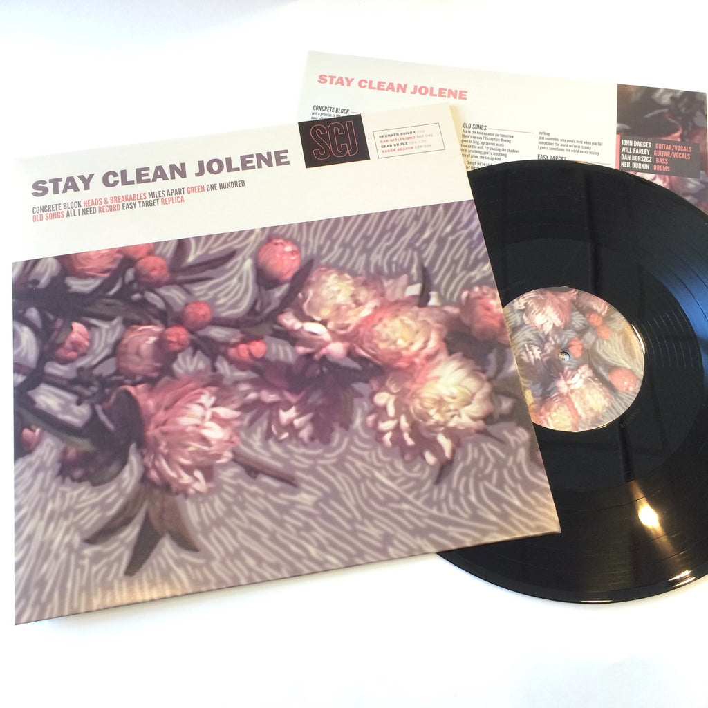 Stay Clean Jolene: S/T 12""