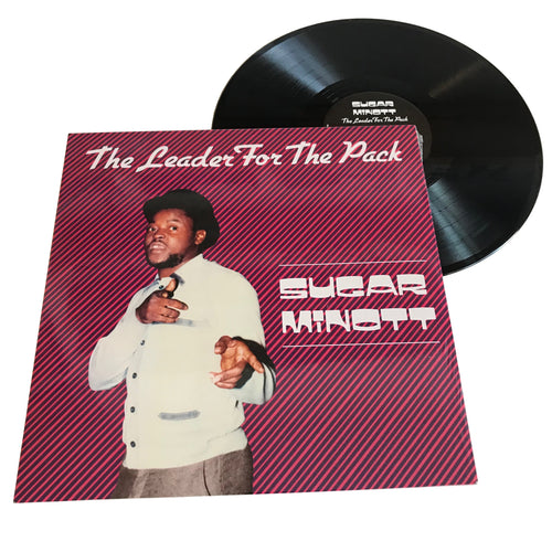 Sugar Minott: The Leader For The Pack 12