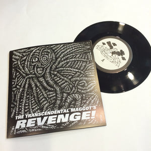 "Various: Transcendental Maggot's Revenge 7"" (new)"