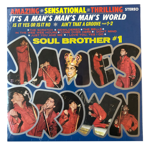 James Brown: It's a Man's Man's World 12