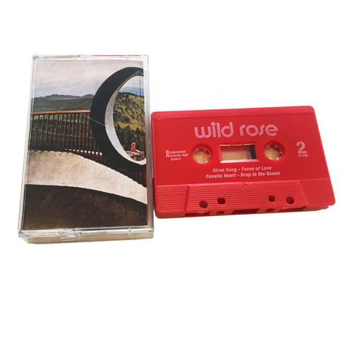 Wild Rose: Fanatic Heart cassette