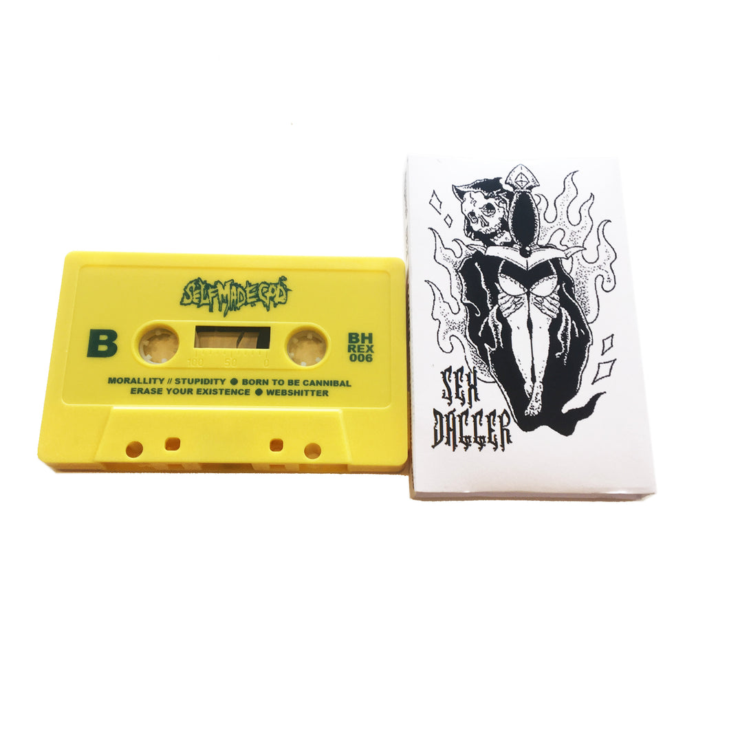 Sex Dagger / Self Made God: Split Cassette