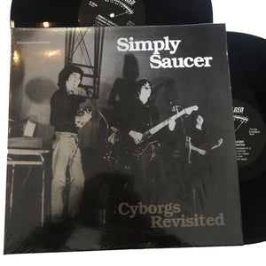 Simply Saucer: Cyborgs Revisited 12""