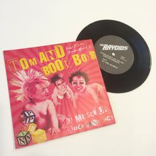 Raydios / Tom and Boot Boys: Split 7""