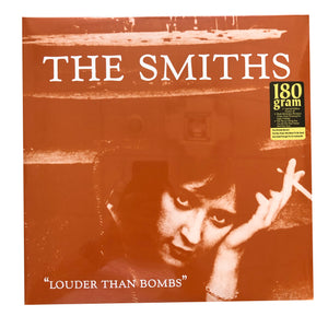 The Smiths: Louder than Bombs 2x12""