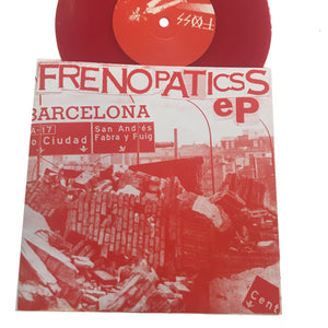 "Frenopaticss: S/T 7"" (new)"