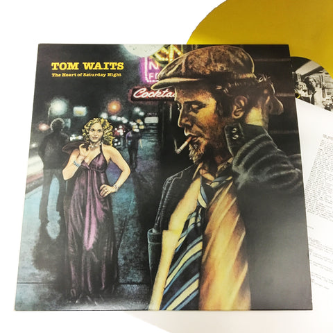 Tom Waits: The Heart of Saturday Night 12""