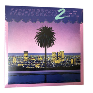 Various: Pacific Breeze 2: Japanese City Pop, AOR & Boogie 1972-1986 12""