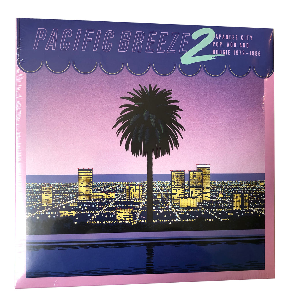 Various: Pacific Breeze 2: Japanese City Pop, AOR & Boogie 1972-1986 12