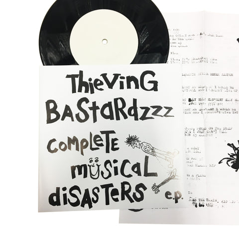 Thieving Bastards: Complete Musical Disasters 7""
