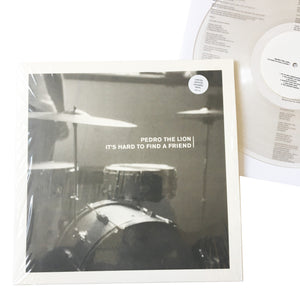 Pedro the Lion: It's Hard to Find a Friend 12""