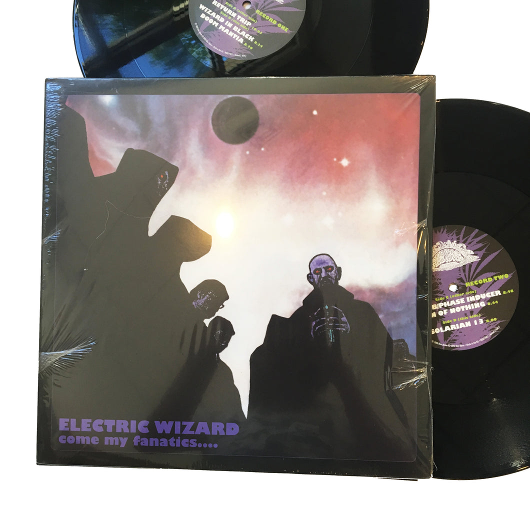Electric Wizard: Come My Fanatics 2x12